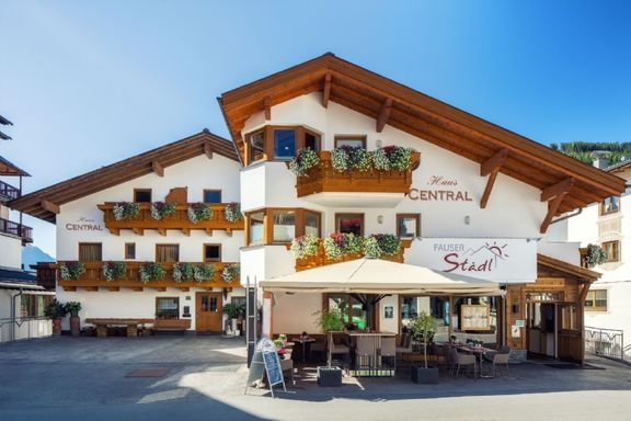 Haus Central in Serfaus in Tirol